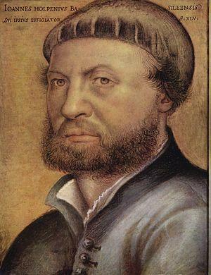 Lucas Horenbout - Image: Hans Holbein d. J. 078