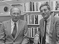 Hans Warren en Bert Bakker (1981).jpg