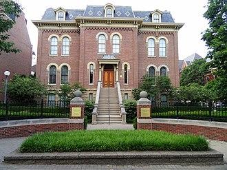 Campus of the University of Illinois at Urbana–Champaign - Harker Hall