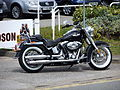 Harley-Davidson on Tritton Road, Lincoln, England - DSCF1531.JPG