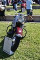 Harley Davidson FL Hydra-Glide 1949 HeadOn Lake Mirror Cassic 16Oct2010 (14690696427).jpg