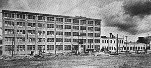 Harley-Davidson - Harley-Davidson works in 1911