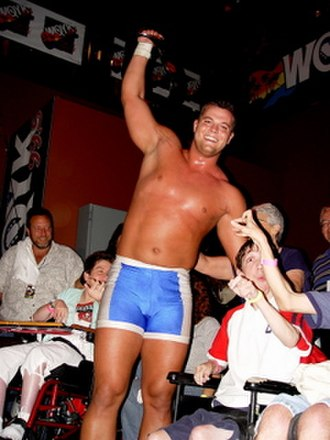 Davey Boy Smith Jr. - When Smith signed with WWE, he trained in Florida Championship Wrestling, where he won the FCW Southern Heavyweight Championship