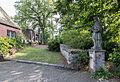 Hausdülmen, Große Teichsmühle, Statue -Heiliger Nepomuk- -- 2014 -- 3051.jpg