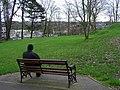 Having a rest - geograph.org.uk - 1227078.jpg