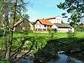 Heřmaničky, hermitage, Mastník Creek.jpg