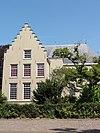 heeswijk abdij berne, rijksmonument 21276, slotje, voorgevel