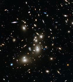 Resultado de imagen de Cúmulo de galaxias