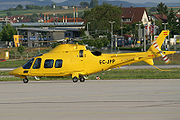 Helisureste Agusta Grand EC-JPP