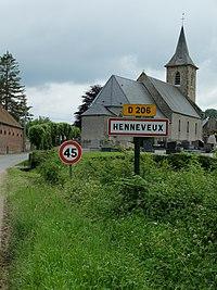 Henneveux - Route des Prés.JPG