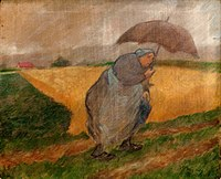 Henri-Gabriel Ibels Bretonne au parapluie.jpg