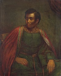 Henry Perronet Briggs: Ira Aldridge as Othello