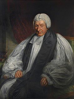 Herbert Marsh British bishop