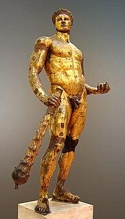 Hercules of the Forum Boarium