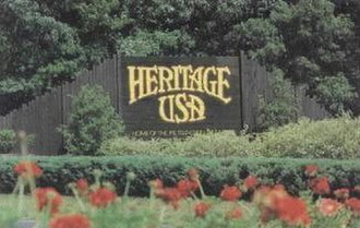 Heritage USA - Image: Heritage USA Sign