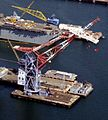 Herman the German crane at Long Beach Naval Shipyard in 1993.JPEG