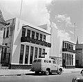 Het KLM-kantoor in de Steenbakkerijstraat in Paramaribo, Bestanddeelnr 252-5262.jpg