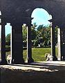 Hever Castle – from loggia to garden (5242687464).jpg