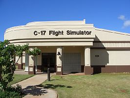 Hickam AFB C-17 Simulator Building -1 (96111164).jpg