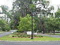 Historic North Court Street median, Quitman.JPG