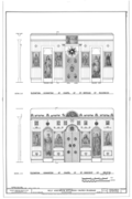 Holy Ascension Russian Orthodox Church, Unalaska Island, Unalaska, Aleutian Islands, AK HABS AK,1-UNAK,1A- (sheet 10 of 12).png