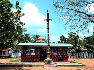 Avanigadda - Holy Goddess Sri Lankamma Ammavari Temple at Avanigadda