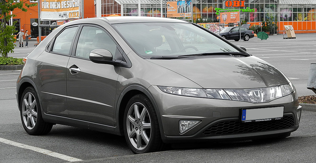 honda civic 8 generation wikipedia