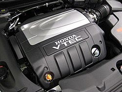 Honda J engine - Wikipedia, the free encyclopedia