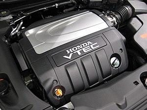 Honda J engine - Image: Honda J35A Engine
