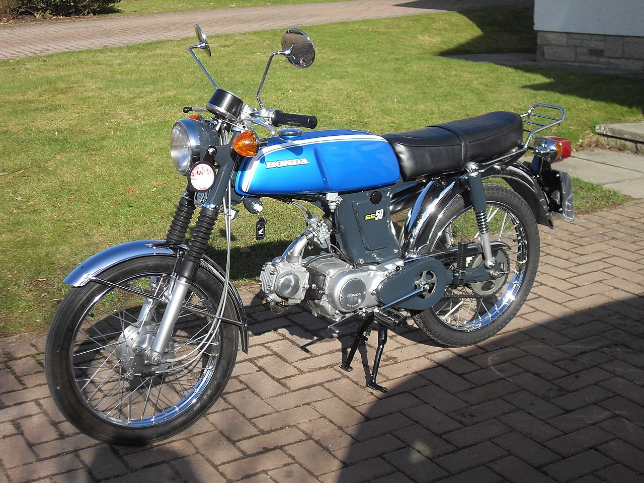 Kawasaki Super Cub   Price