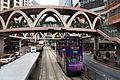 Hong Kong Tramways, Paterson Street, Eastbound stop (Hong Kong).jpg