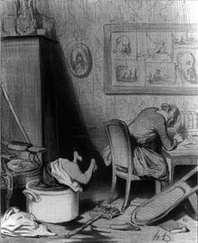 Blaustrumpf 220px-Honore_Daumier_-_Les_Bas-Bleus_cph.3b16416