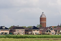 Hoogkarspel with water tower.jpg