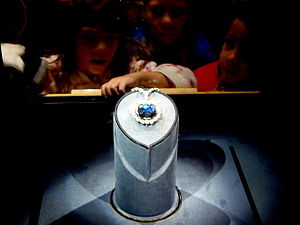 Hope Diamond Smithsonian museum of natural history