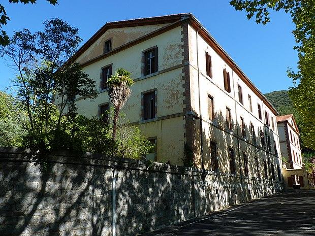 Monument historique à Amélie-les-Bains-Palalda