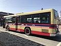 Horikawa Bus in front of Setaka Station.jpg