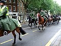 Horses in Hampstead - geograph.org.uk - 433917.jpg