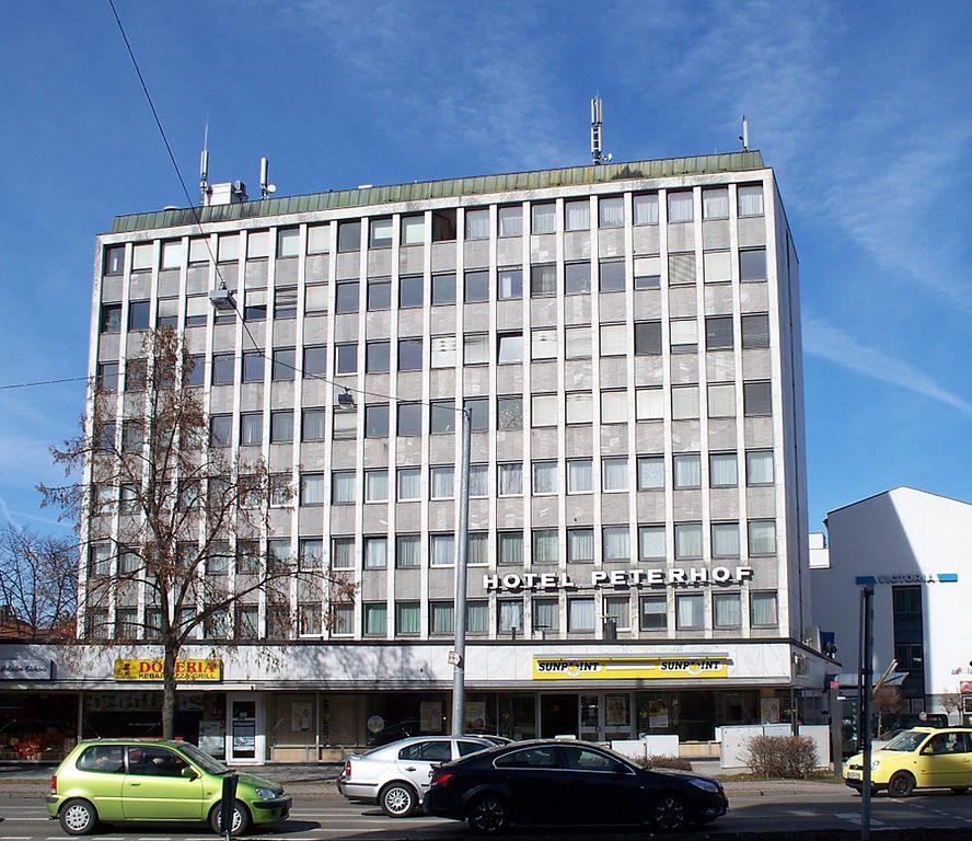 Hotel Peterhof Kempten Restaurant
