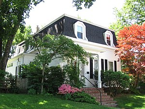 House at 16 Mineral Street - Image: House at 16 Mineral Street, Reading MA