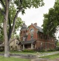Houses in the historic Pitkin Place residential district in Pueblo, Colorado LCCN2015632465.tif