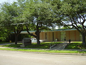 Sunnyside, Houston - Houston Police Department Sunnyside Storefront