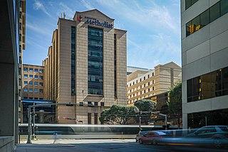Houston Methodist Hospital Hospital in Texas, United States