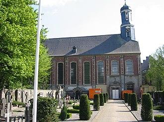 Houthem, Netherlands - Sint-Gerlachuskerk