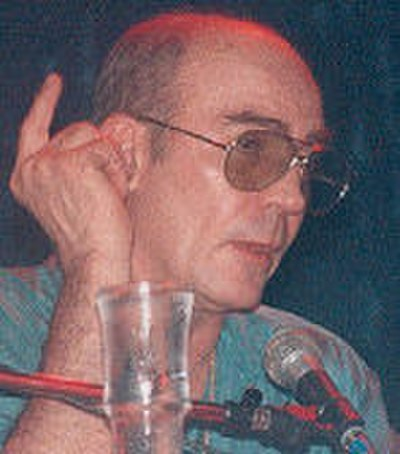 Hunter S. Thompson, American journalist and author