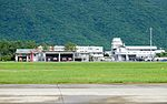 Hualien Airport Former Terminal Building and Fire Station 20160813.jpg