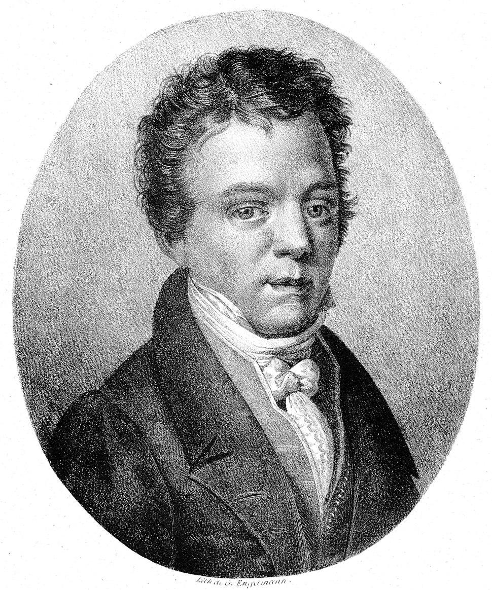 Hugo Worzischek by Engelmann