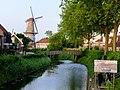 Huizen en molen Nooitgedacht Spijkenisse DSCF1707.jpg