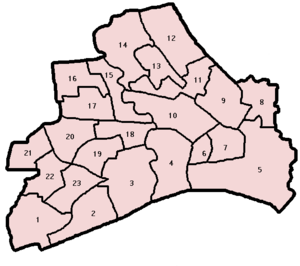 Hull City Council - Hull wards