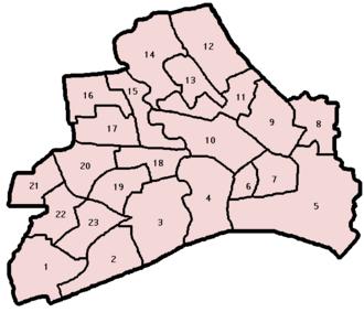 Hull City Council - Hull wards
