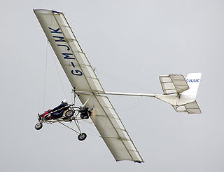 Ultralight aviation Aviation field involving lightweight aircraft